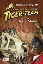 Der Saurier-Friedhof Cover