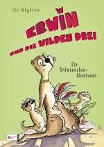 Erwin und die wilden drei Cover