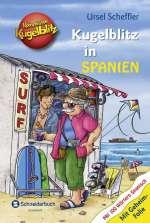 Kugelblitz in Spanien Cover
