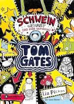 Tom Gates (7) ISchwein gehabt (und zwar saumässig) Cover