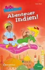 Abenteuer Indien! Cover