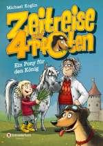 Ein Pony für den König Cover