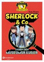 Sherlock & Co jagen den Museumsräuber (1) Cover