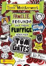 Toms geniales Meisterwerk (Familie, Freunde und andere fluffige Viecher) Cover
