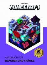 Minecraft - Handbuch für Zauber und Tränke Cover