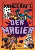 Minecraft, Der Magier Cover