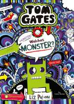 Tom Gates (15) : Monster? Welches Monster? Cover