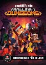 Handbuch für Minecraft Dungeons Cover