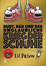 Ruby, Bär und der unglaubliche Krieg der Schuhe Cover