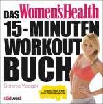 Das Women's-Health-15-Minuten-Workout-Buch Cover