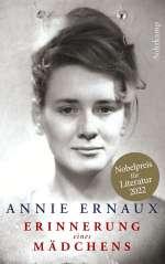 Erinnerung eines Mädchens Cover