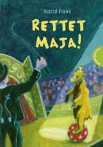 Rettet Maja! / Cover