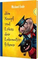 Jim Knopf und Lukas der Lokomotivführer Cover