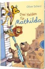Drei Helden für Mathilda Cover