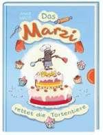 Das Marzi rettet die Tortentiere Cover