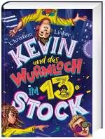 Kevin und das Wurmloch im 13. Stock Cover