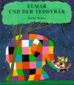 Elmar und der Teddybär Cover