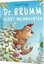 Dr. Brumm feiert Weihnachten Cover
