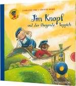 Jim Knopf und der fliegende Teppich Cover