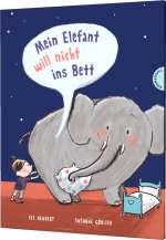 Mein Elefant will nicht ins Bett Cover