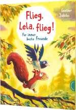 Flieg, Lela, flieg! Cover