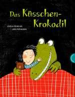Das Küsschen-Krokodil Cover