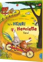 Wie Henri Henriette fand Cover