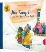 Jim Knopf auf dem Dach der Welt (Bb) Cover