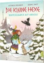 Die kleine Hexe - Winterzauber mit Abraxas Cover