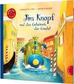 Jim Knopf und das Geheimnis der Gondel Cover