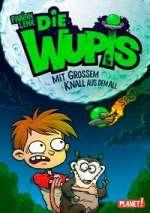 Die Wupis : Mit grossem Knall aus dem All Cover