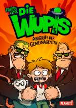 Die Wupis : Angriff der Geheimagenten Cover
