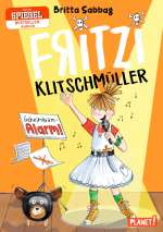 Fritzi Klitschmüller: Geheimkram-Alarm! Cover