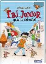 F.B.I. Junior - haarige Halunken Cover