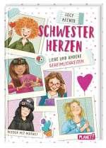 Schwesterherzen 3: Liebe und andere Geheimlichkeiten Cover
