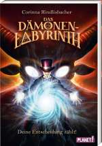 Das Dämonen-Labyrinth Cover