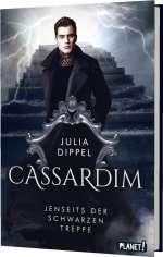 Cassardim - jenseits der schwarzen Treppe Cover