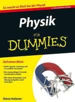 Physik für Dummies Cover