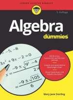 Algebra für Dummies Cover