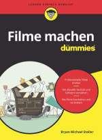 Filme machen für Dummies Cover