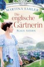 Die englische Gärtnerin - Blaue Astern Cover