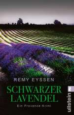 Schwarzer Lavendel Cover