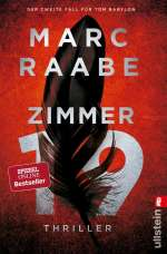 Zimmer 19 Cover