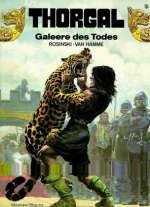 Galeere des Todes Cover