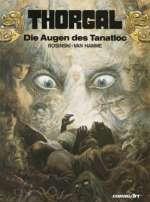 Die Augen des Tanatloc Cover
