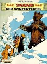 Yakari : Der Winterteufel (Bd. 20) Cover