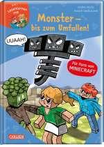 Monster - bis zum Umfallen! (2) Cover