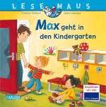 Max geht in den Kindergarten Cover