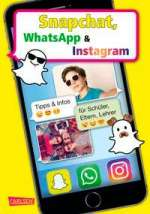 Snapchat, WhatsApp & Instagram Cover