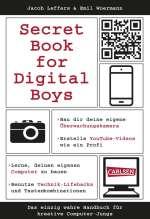 Secret book for digital boys Cover